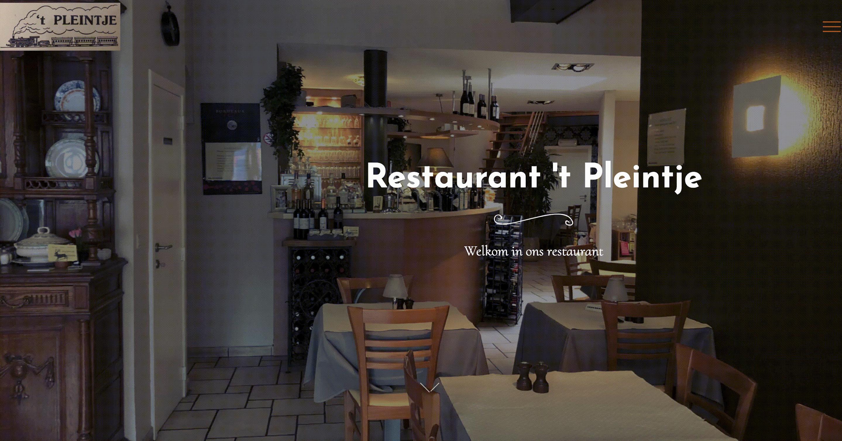 Restaurant 't Pleintje